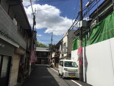 弥栄神社のぼり