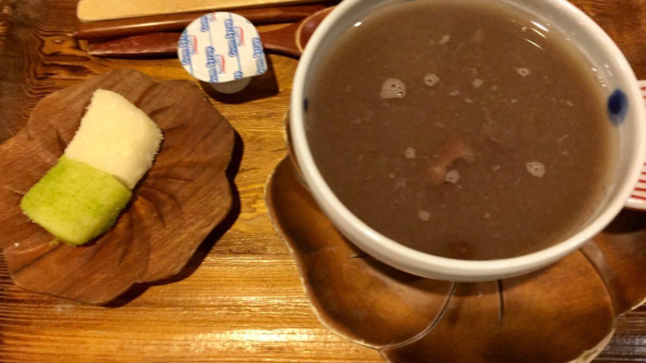 茶母小豆茶