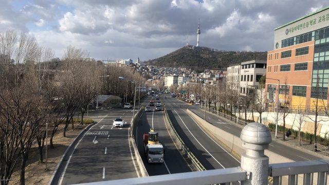 梨泰院南山タワー